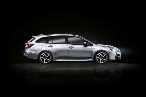 The all-new Subaru Levorg