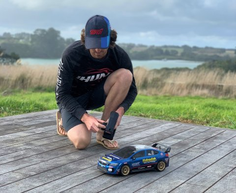 Ben Hunt has had more time on his hands with the 2020 New Zealand Rally Championship being cancelled.