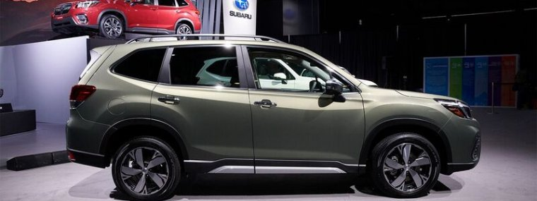 Subaru's medium-sized SUV, Forester debuts with a long list of new features, including the Driver Monitoring System (DMS) - Subaru's first-ever driver recognition technology.