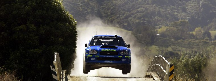 2004 World Rally Championship NZ