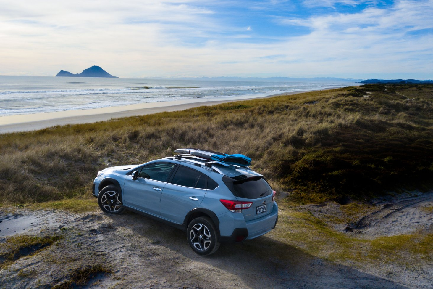 The 2018 Subaru XV is NZ Company Vehicle Magazine's Compact SUV of the Year.