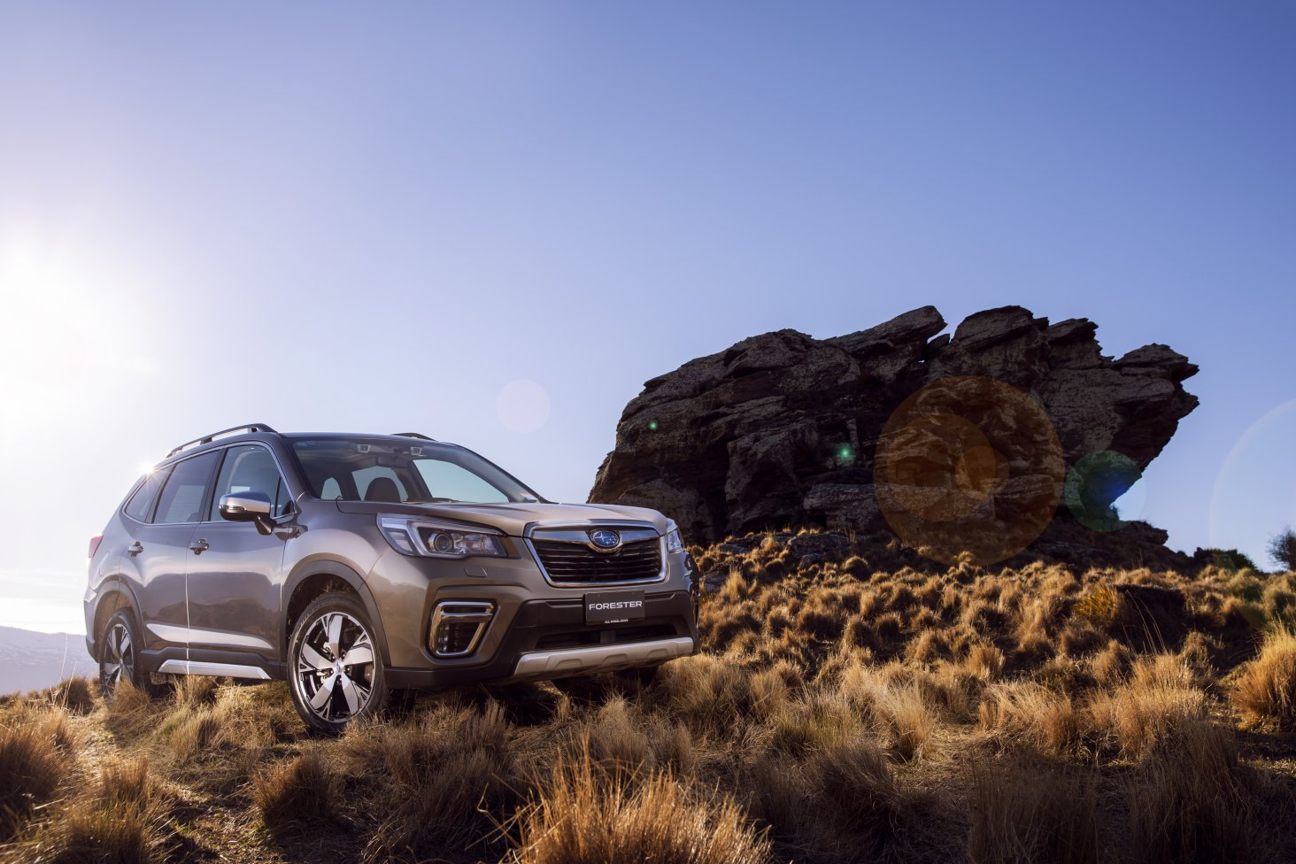 The 2019 Subaru Forester is NZ4WD Magazine's Medium 4WD SUV of the Year.