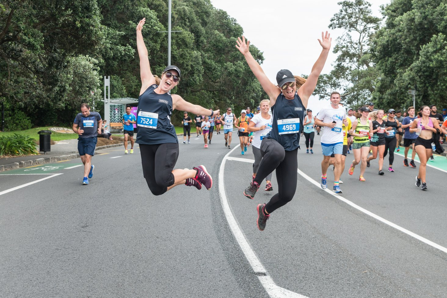 Ports of Auckland Round the Bays is a fun event for everyone.