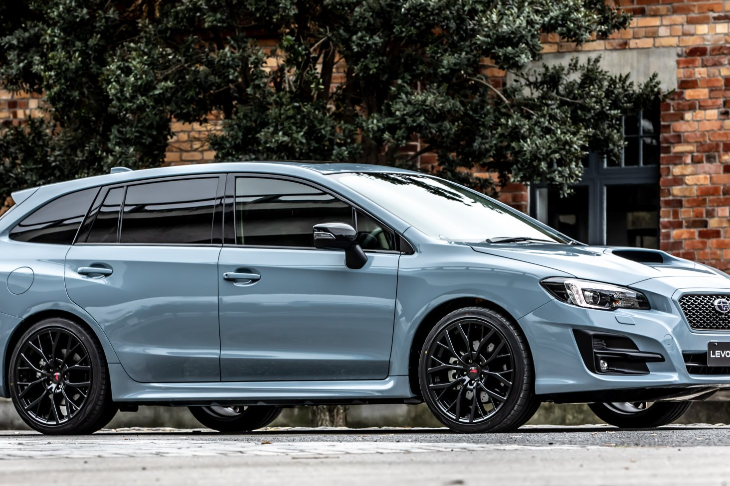 The Subaru Levorg is now available in Cool Grey
