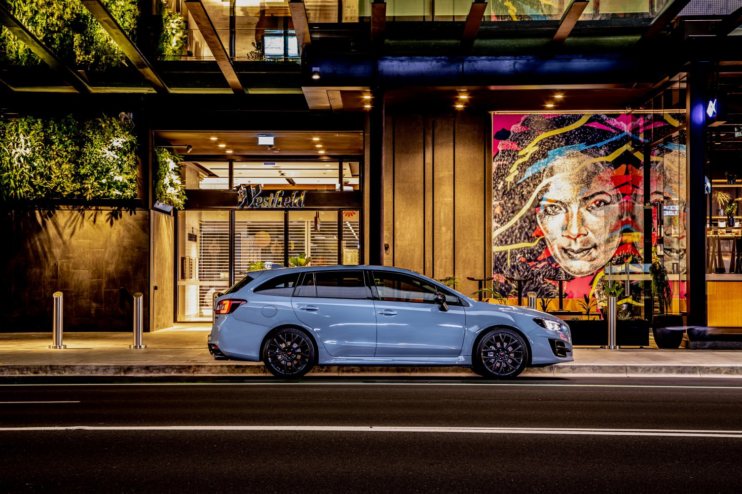 The 2020 Subaru Levorg is now available in Cool Grey