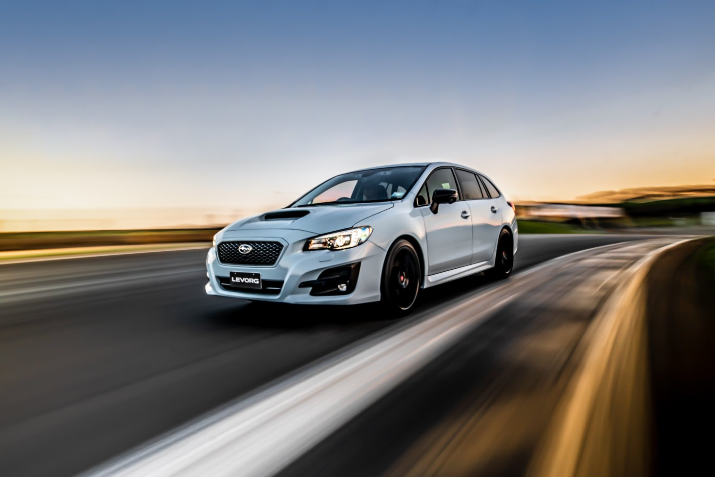The Subaru Levorg is the highly spec'd performance wagon
