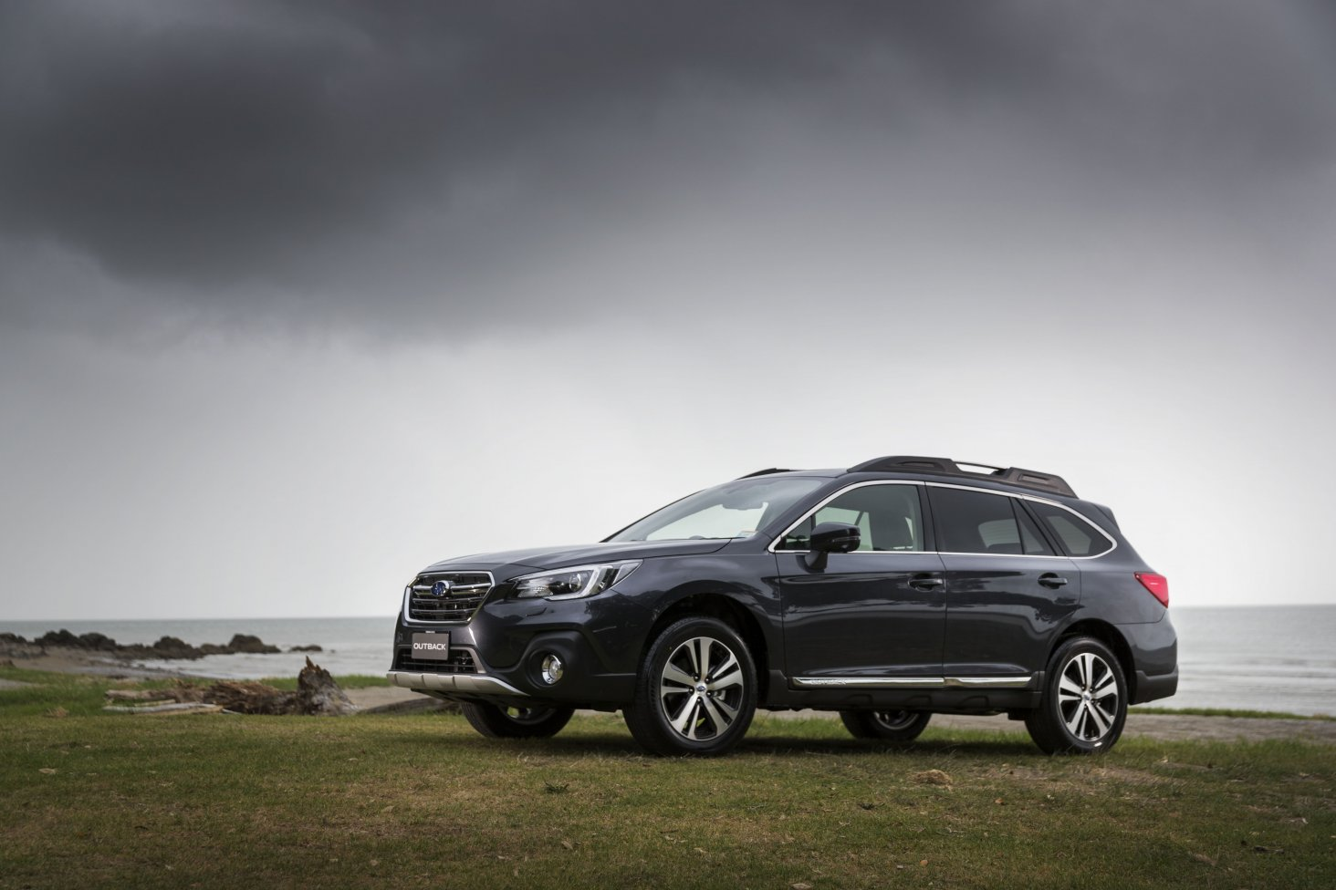 The Subaru Outback will be one of Subaru's three SUV models available to test drive on the SUV track at the Leadfoot Festival this weekend.