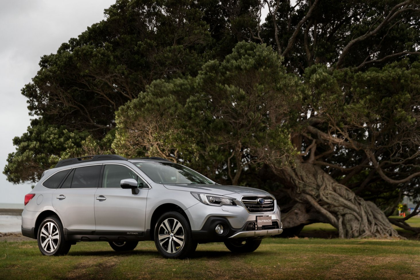 The 2018 Subaru Outback 2.5i Premium.