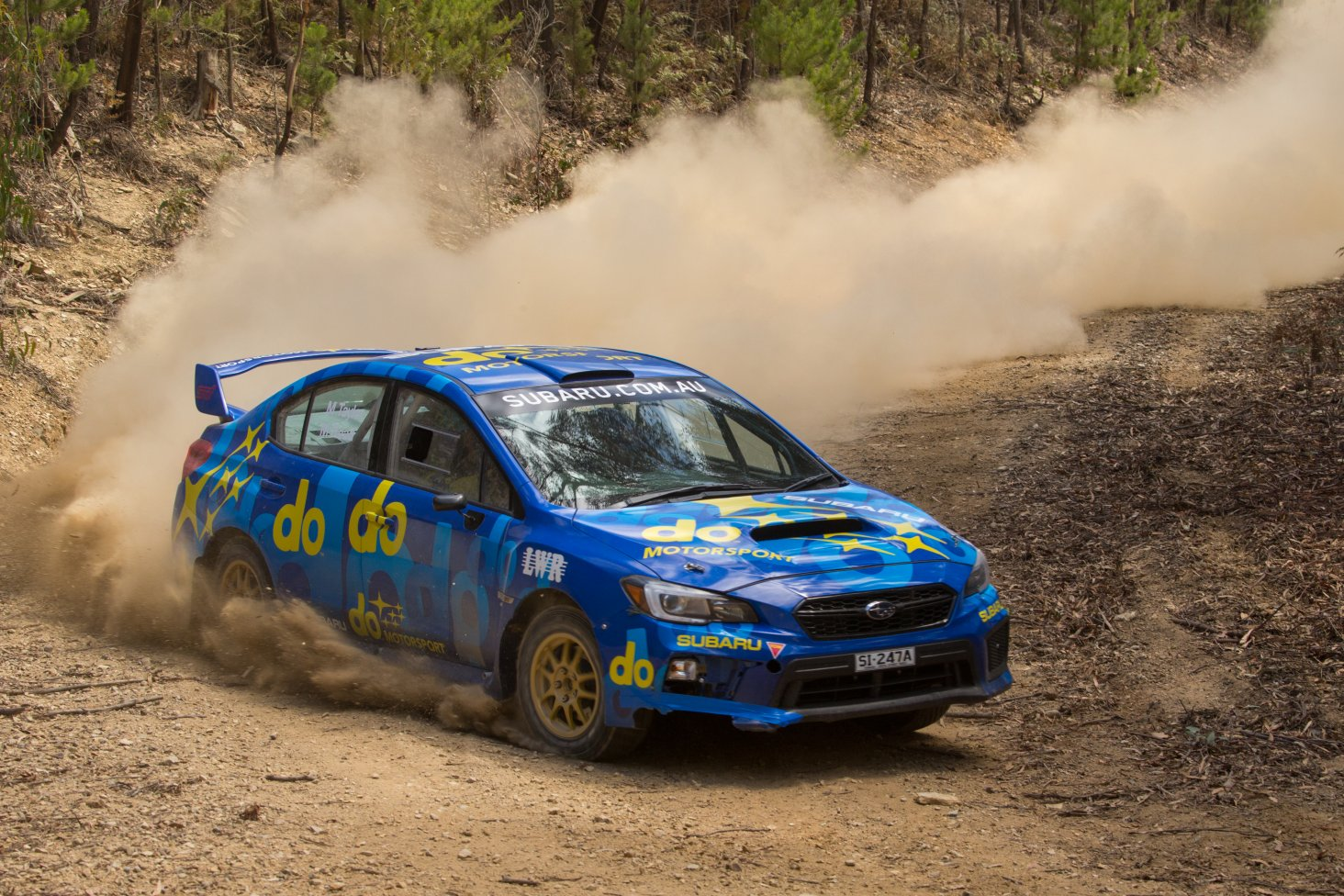 Subaru Australia will again compete with an All-Wheel Drive Production Rally Car class WRX STi, prepared by Les Walkden Rallying over the expanded six-round series.