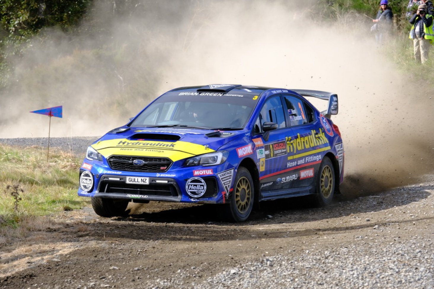 Rally Motor Credit >> Drivesouth Rally Of Otago Marks Tenth Season Of Hunt And Rawstorn