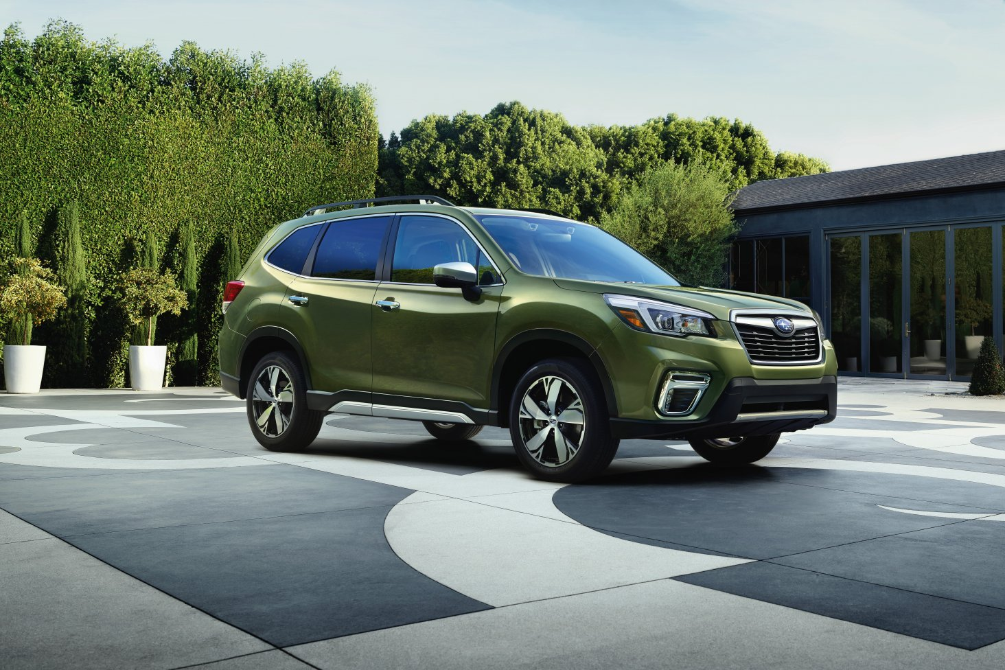 Every Forester will be powered by the newly-enhanced direct-injection 2.5-litre horizontally opposed, normally aspirated, four-cylinder Boxer engine.