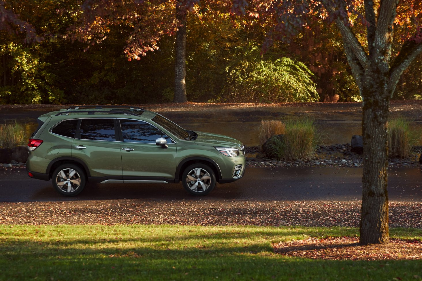 Fifth generation MY19 Subaru Forester launches at New York International Motor Show