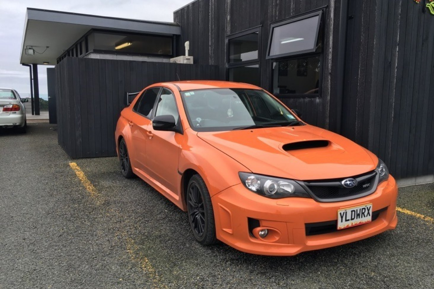 Simon Rowe's 2013 Subaru Impreza WRX Crouching Tiger limited edition is one of the 25 WRX competition winners.