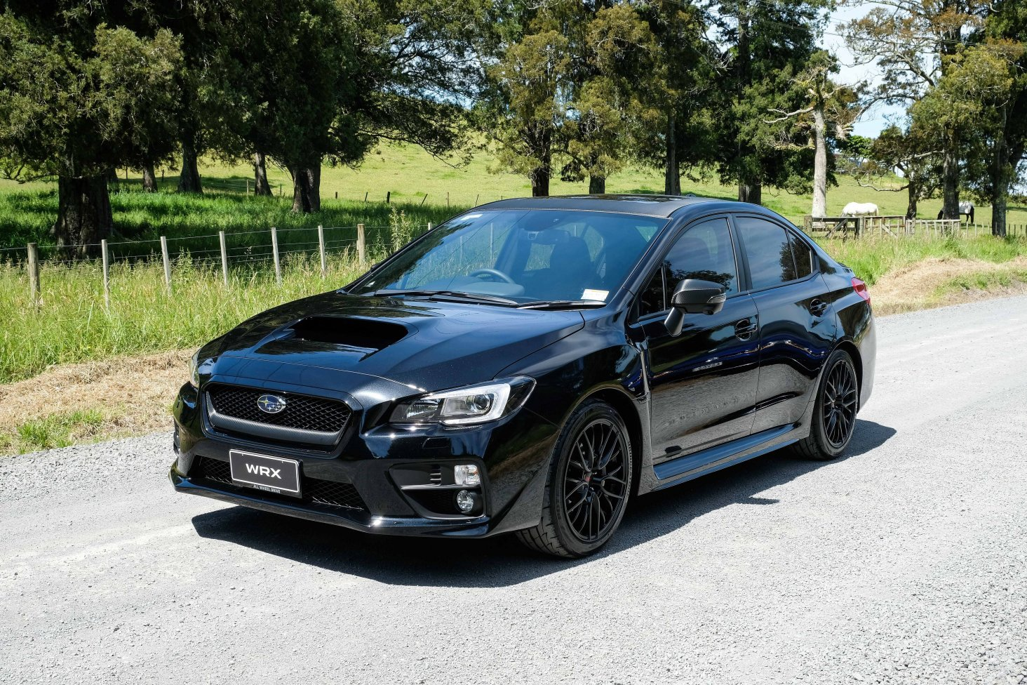 Outback Close To Me >> Limited 25th anniversary Black Edition Subaru WRXs released | Subaru of New Zealand