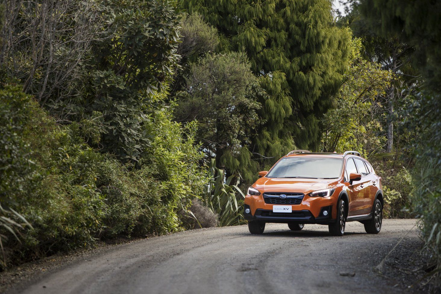 The Subaru XV (pictured) and Impreza models have each been named the safest in their class of Small Family Cars in the 2017 Euro NCAP *1 Safety Awards.