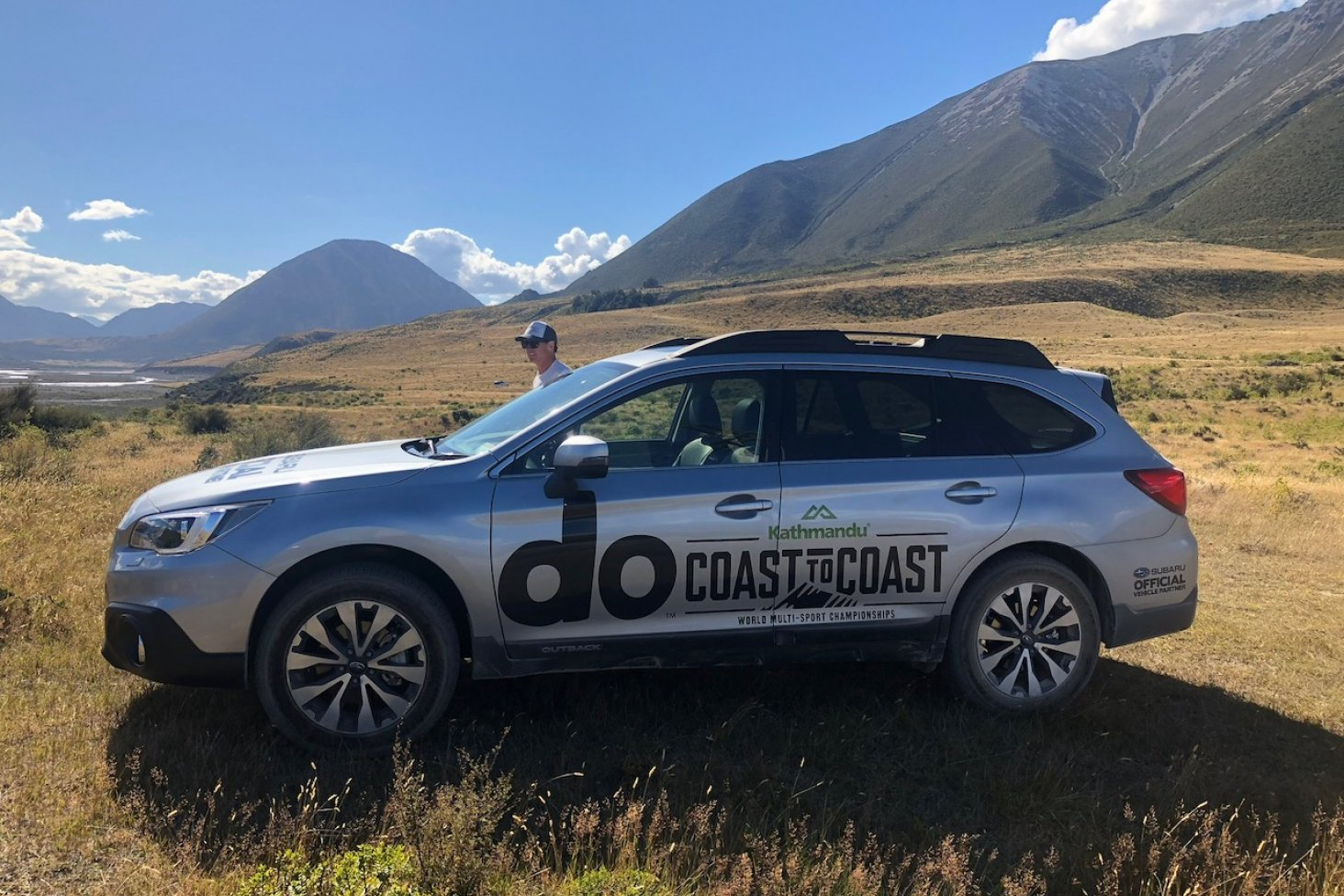 Subaru is the official vehicle supplier to the Kathmandu Coast to Coast.