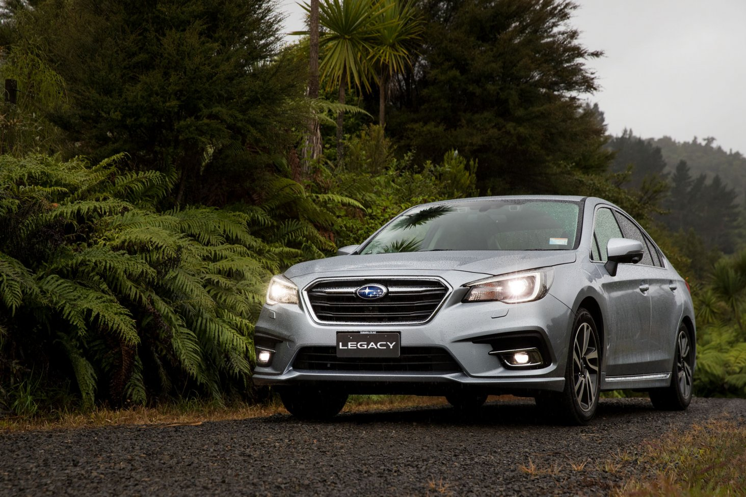 Subaru launches 2018 Legacy line-up | Subaru of New Zealand