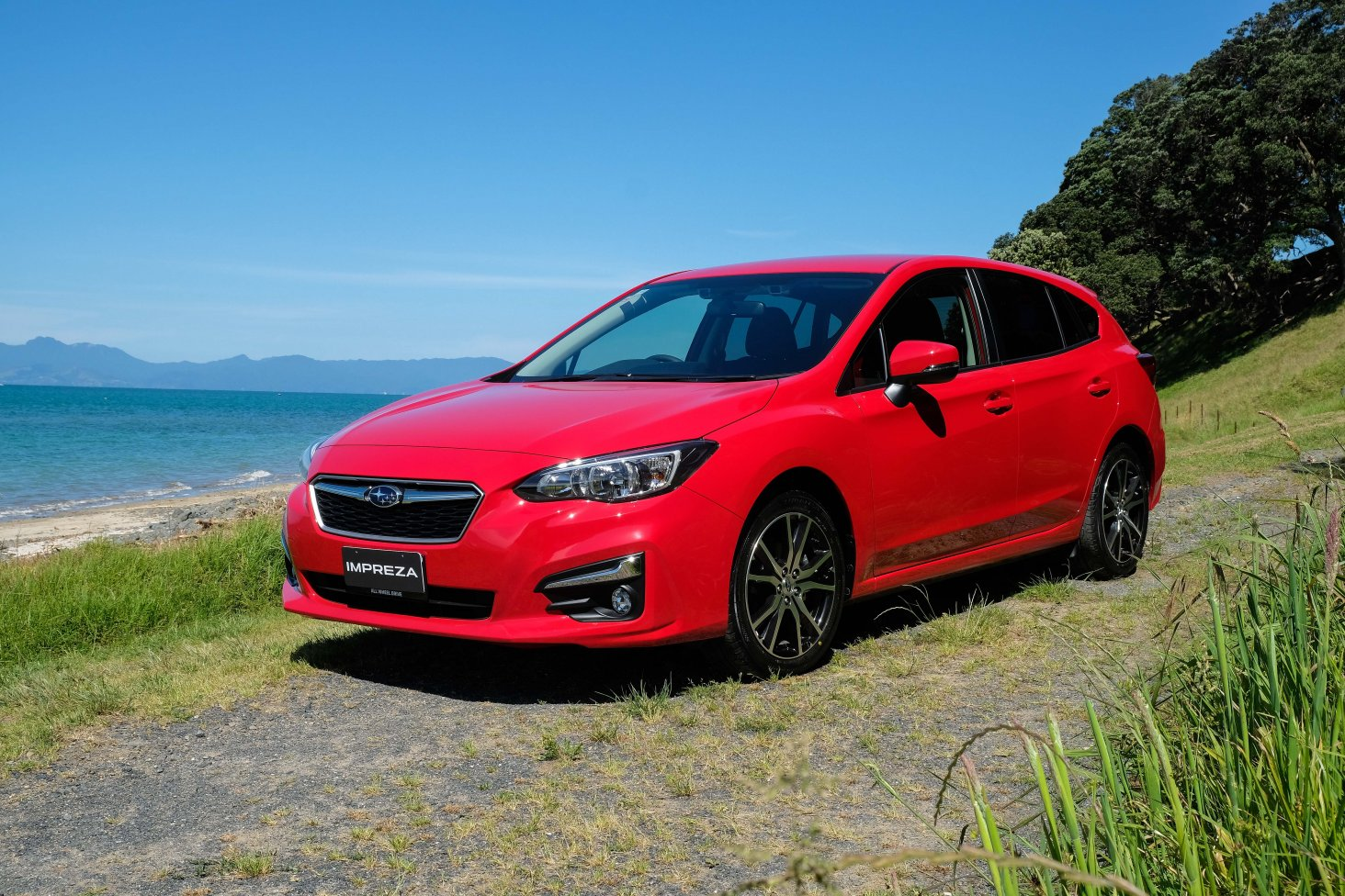 The Impreza 2.0 Sport is available in New Zealand's Subaru Authorised Dealerships.