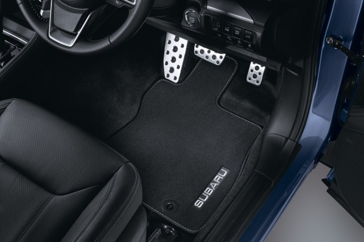 Subaru Carpet Mat Set