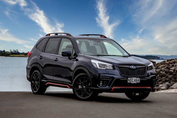 The addition of the Subaru Forester X Sport to the lineup helped produce a record month for the medium-sized SUV.