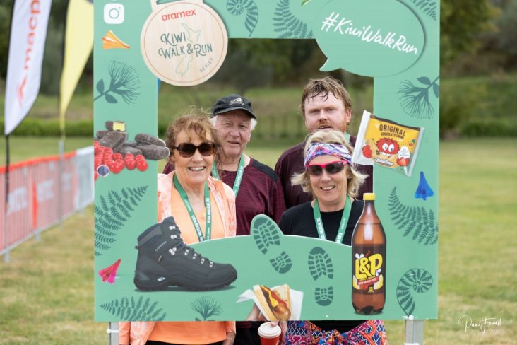 Entrants  will be fuelled on course by iconic Kiwi tastes and flavours, including jaffas, L&P, pineapple lumps, and Cookie Time cookies.
