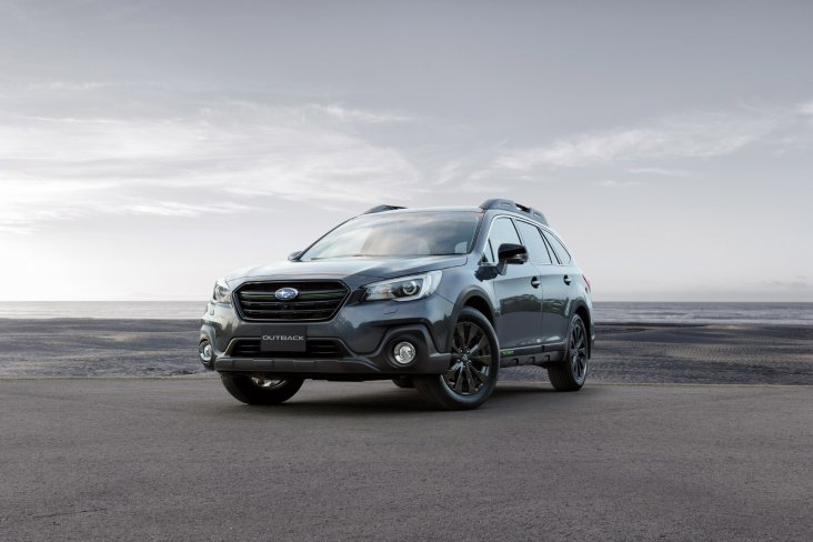 The new Subaru Outback X will be arriving to New Zealand shores next month.