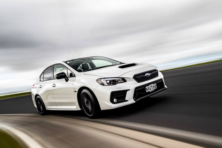 This version of Subaru's much-loved performance model takes its name from the Japanese word saigo – which translates as the last.
