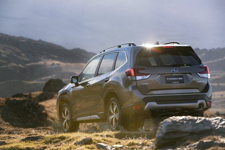 The new generation Subaru Forester SUV has been announced as the Stuff Motoring Top Medium SUV 2018 today.