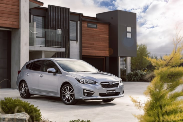 The Subaru Impreza received an Advanced Safety Vehicle Triple Plus rating in the 2018-2019 JNCAP.