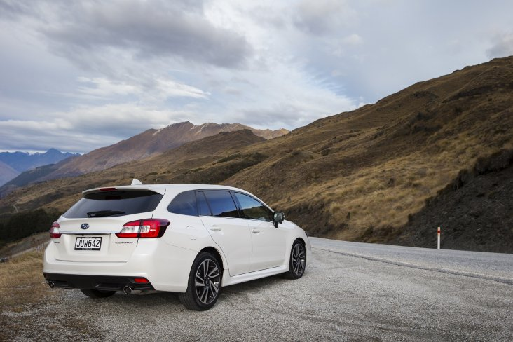 Subaru Levorg offers practicality as well as performance.