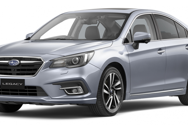 The Subaru Legacy will no longer be part of the Subaru line-up from 2021.
