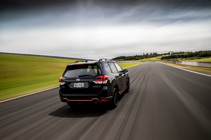 The Subaru's new Forester X Sport has got that special X-factor that helps you get from A to X, with the sleek, high specification SUV going the extra mile.