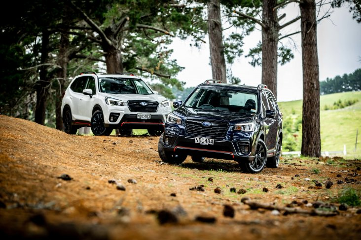 Forester X Sport retains all the Subaru capabilities essential to its DNA. They include the brand's All-Wheel Drive engineering prowess and X-Mode.