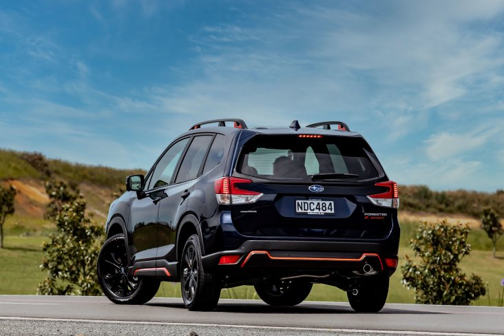 The Forester X Sport can be ordered through your local Authorised Subaru Centre for a value-packed RRP of $47,490, with vehicles available in early 2021.
