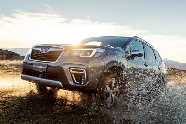 Get out and do all your family adventures in the 2019 Car of the Year - the Subaru Forester.