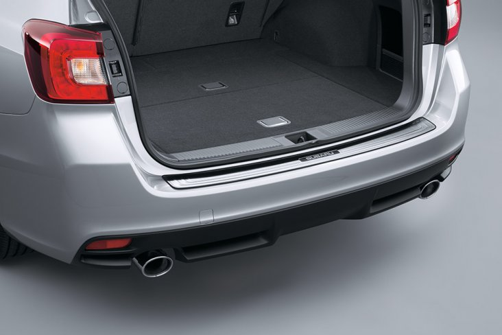 Rear Step Panel Stainless Subaru Of New Zealand