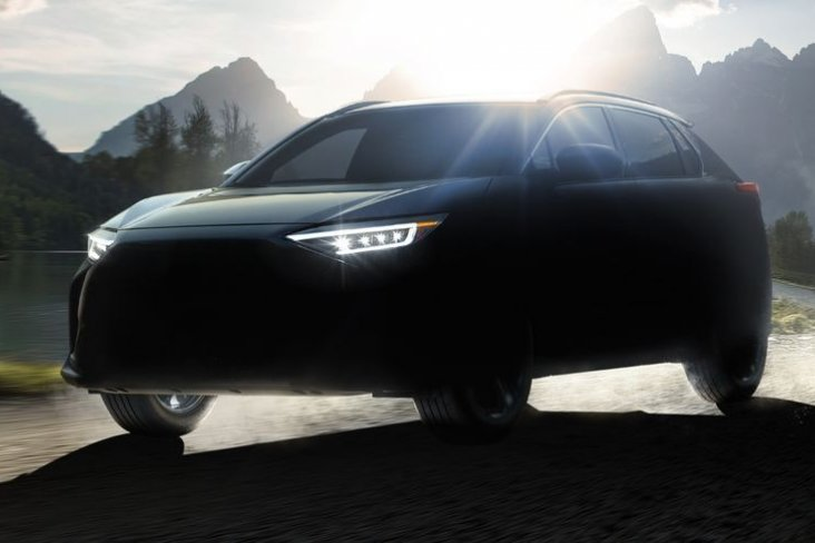 SOLTERRA is Subaru's all-electric SUV, and it will be the first Subaru vehicle to be built on the battery electric vehicle (BEV) dedicated e-Subaru Global Platform.