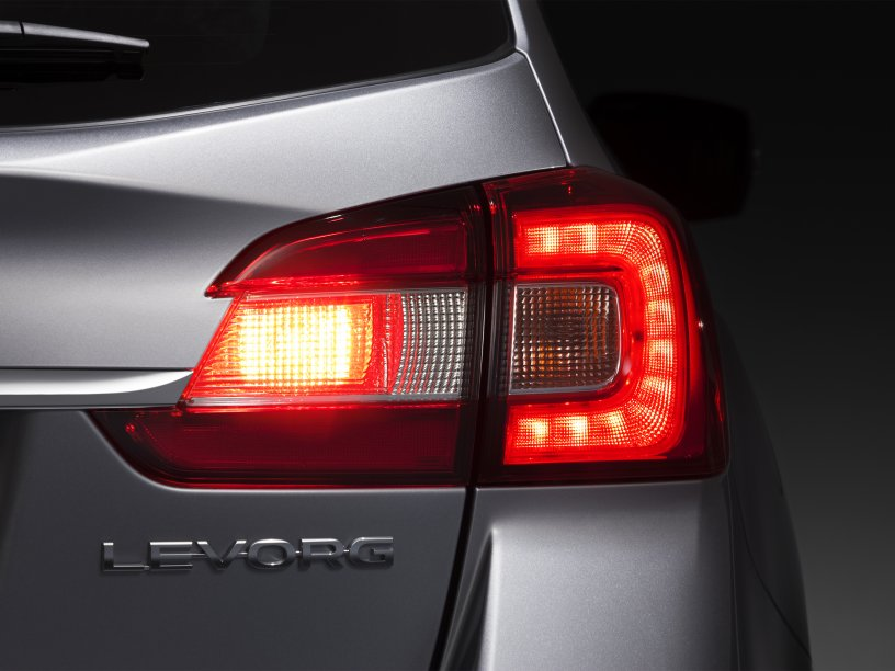 Subaru Levorg rear LED combination light
