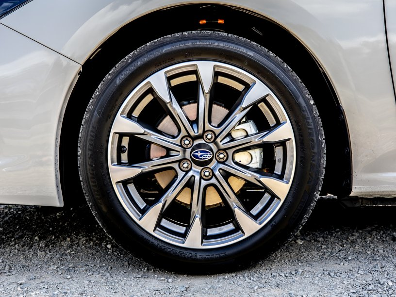 Subaru Impreza wheels 2020