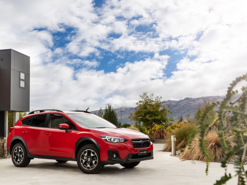 Subaru XV Sport Pure Red