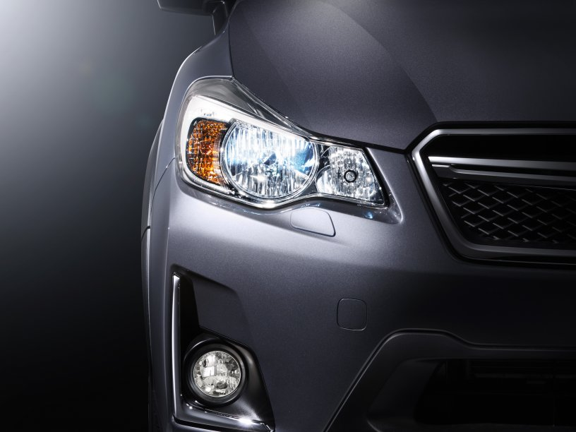 XV Crossover headlamp