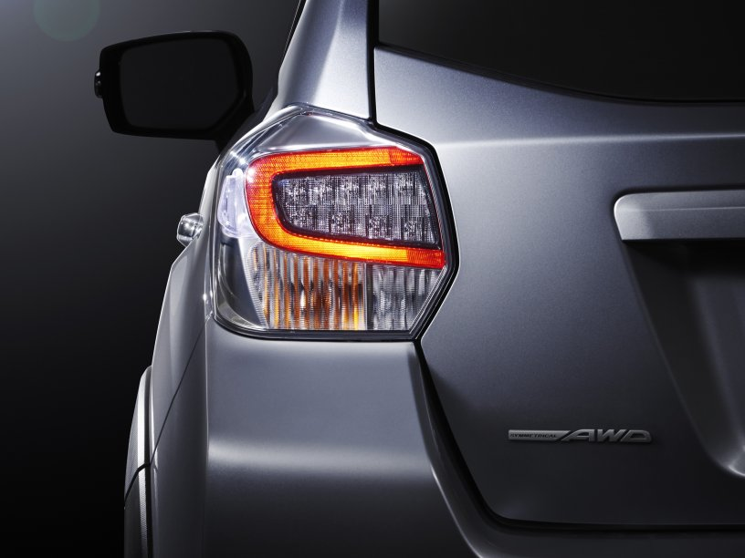 XV Crossover rear combination light