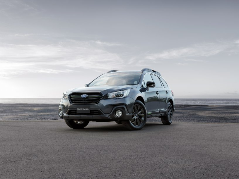 Subaru Outback X is the most Outback Outback ever.
