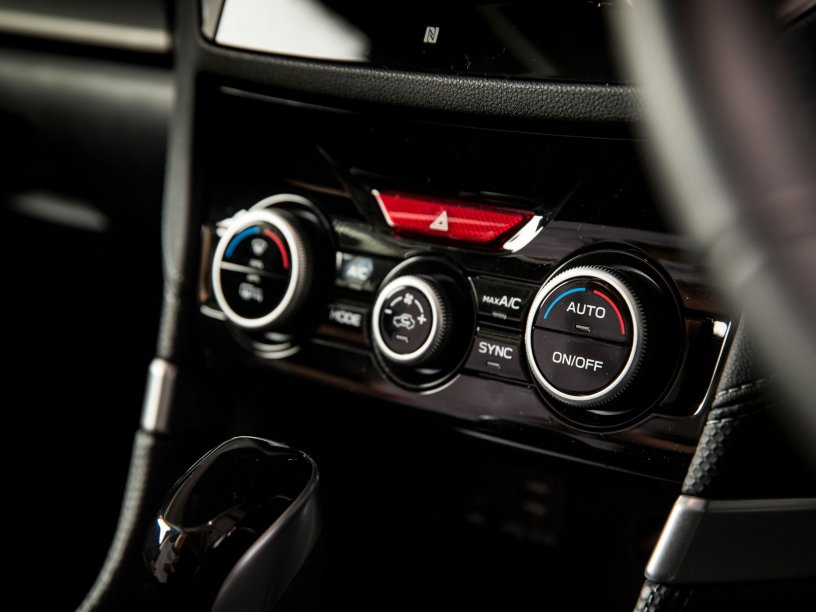 2019 Subaru Forester air conditioning
