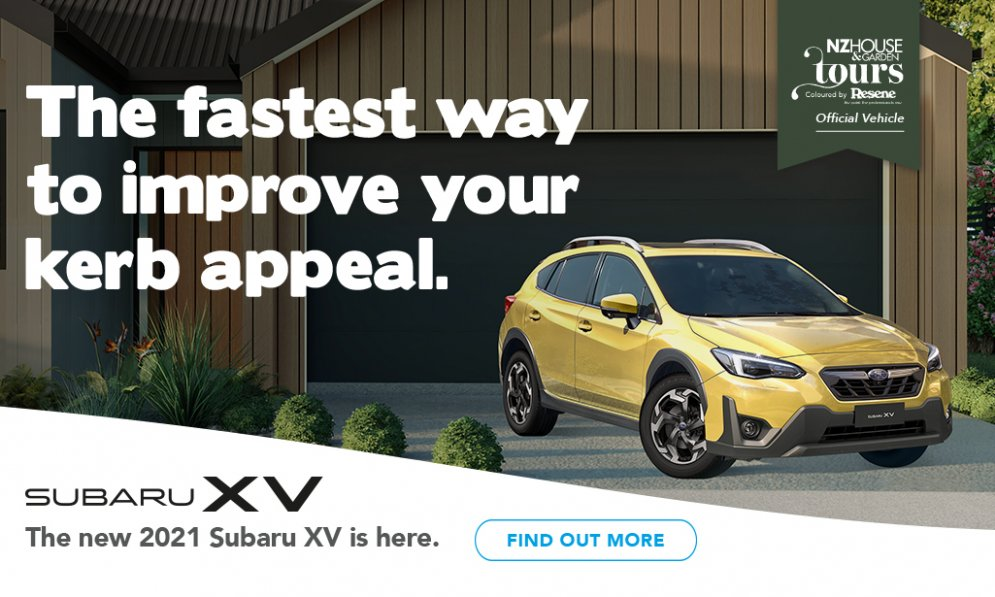 The fastest way to improve your street appeal - the Subaru XV.