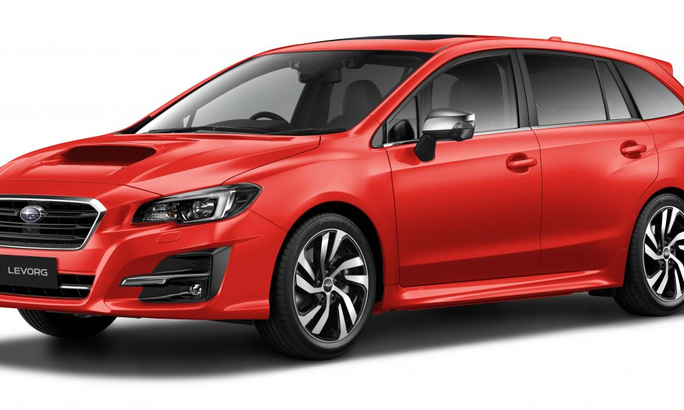 Levorg 2.0GT-S Pure Red