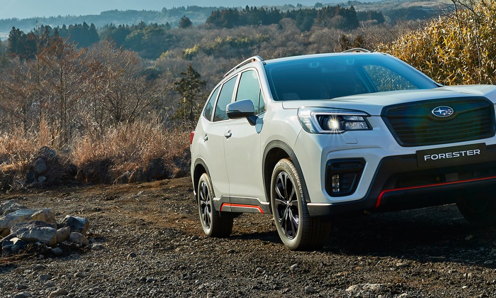 Subaru Forester X New Zealand