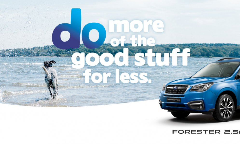 Subaru Forester offer