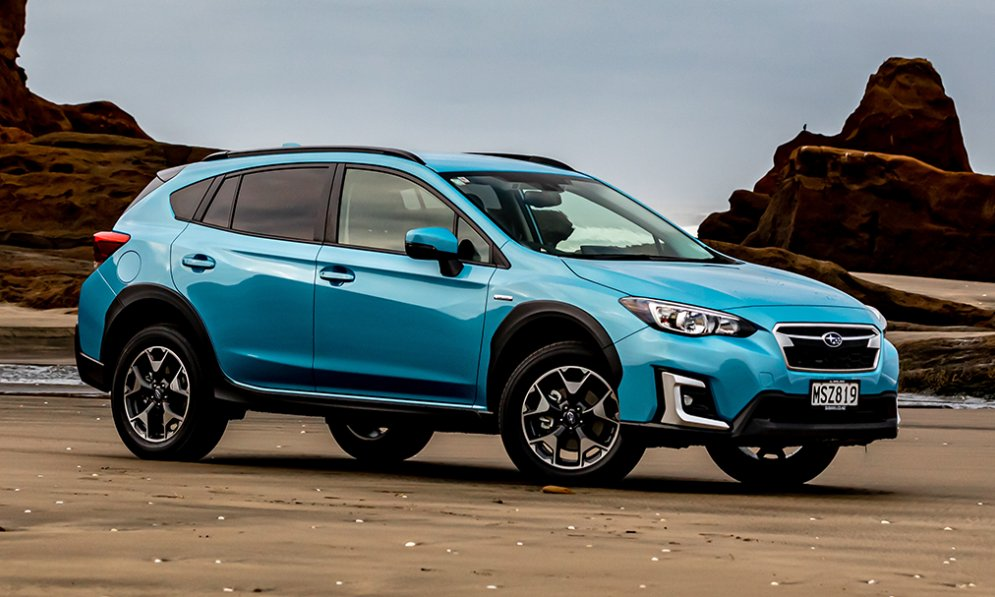 Subaru e-Boxer Hybrid XV Sport is made for our environment