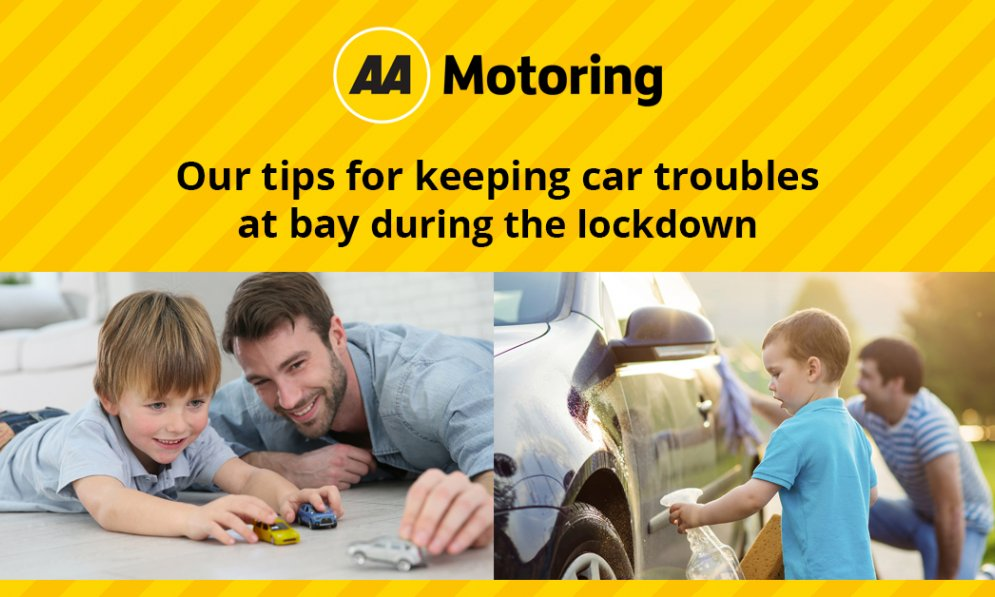 AA motoring tips on looking after your vehicle.